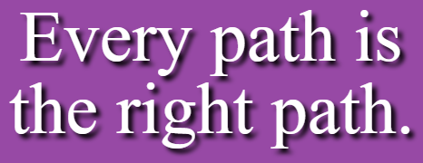 In this example, we make an image with a quote from the movie Mr. Nobody. We set the text color to white, background to purple (using rgb() function), and font size to 80 pixels. Also, to make text stand out more, we add a black shadow to it. We center-align the text horizontally and set the padding around text to 10 pixels.